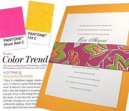 yellow invitation ideas