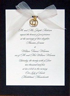 diy charm invitation