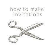 make invitations