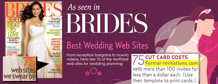 brides best wedding sites