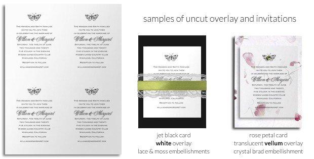 Invitation Printable Overlay - Formal-Invitations.com