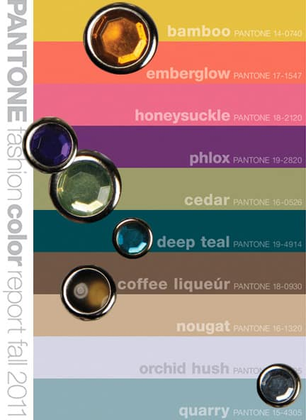 Colors for Fall Weddings and Events