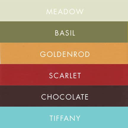 What is your main wedding color for fall?